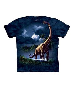 Take a look at this Blue Brachiosaur Tee - Toddler & Kids by The Mountain on #zulily today!