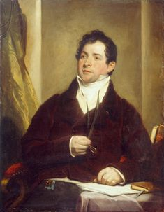 """Thomas Moore, wonderful lyrical Irish poet who wrote """"Believe me if all those Endearing Young Charms"""" R McN"""