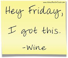 Get your Friday wine.  http://www.vinovinonline.com?utm_content=bufferc7c52&utm_medium=social&utm_source=pinterest.com&utm_campaign=buffer