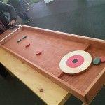 Target Shuffle Board