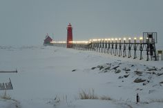 Grand Haven Pier by Dave Valko on 500px