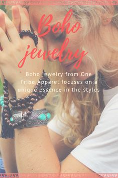 Boho jewelry from One Tribe Apparel focuses on a unique essence in the styles, materials and designs. Morning Meditation, Boho Jewelry, Unique, Collection, Design, Style, Fashion, Moda, Fashion Styles
