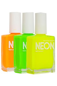Color Code: NEON | Color Codes By Senay GOKCEN, Article By Diana KAKKAR | Fashion Trendsetter