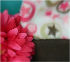 Soft Fleece Hat in Shades of pink and brown by MelsMarvelousDesign, $12.00 Be ready for Winter with this adorable hat!