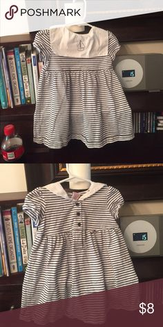 Gymboree girl's dress 12-18 mos 100% cotton. Gently used. Smoke-free home. No stains, rips, or tears. Gymboree Dresses Casual