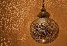 DIY Moroccan Lanterns