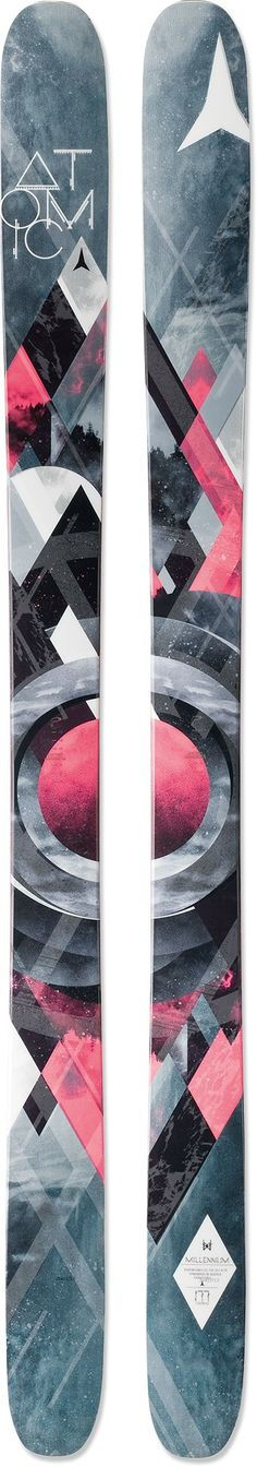 Atomic Millennium Skis - Women's - 2013/2014 - REI.com