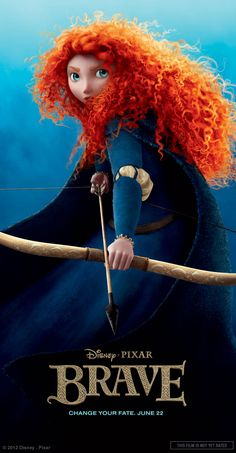 Brave! Love this animation!