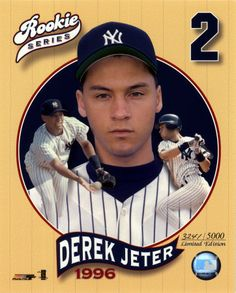 New York Yankees - Derek Jeter                                                                                                                                                                                 More