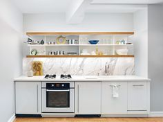 NYC Small Kitchen Renovation