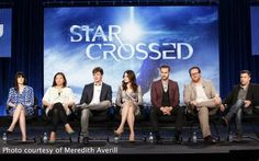 Check out my Exclusive Interview with Meredith Averill, creator of the new CW sci-fi series, Star-Crossed premiering tonight at 8 p.m.
