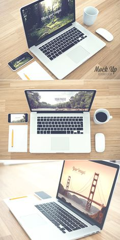Realistic Deck Mock Up on Behance