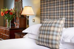 Junior Suites at The Killarney Park Hotel represent the ultimate in luxury Luxury Suites, Park Hotel, Relax, Bed, Furniture, Home Decor, Decoration Home, Stream Bed, Room Decor