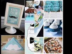 Baby shower for boys ideas