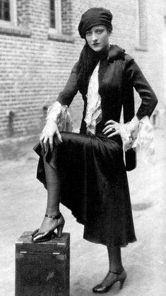 Joan Crawford | 1920s.