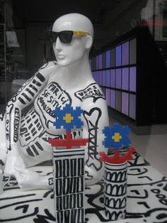 Lego as Visual Merchandising