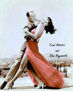 Fred Astaire And Rita My Favorite Dancers! Fred Astaire, Dance Art, Dance Music, Old Hollywood Glamour, Classic Hollywood, Dance Photography, Vintage Photography, Dolly Sisters, Margot Fonteyn