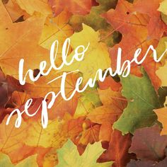 September, Calligraphy, Art, Food, Art Background, Lettering, Kunst, Essen, Meals