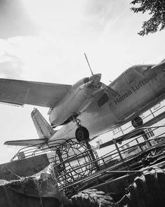 Aeroplane graveyard in Rinteln Germany  #blackandwhite #photooftheday #aeroplane #graveyard #mechanics #rinteln #germany #europe #eurotrip #travel #traveltogermany #explore #discover #interact #wrecks #beautyisintheeyeofthebeholder #hansa #luftbild #forgotten #treasures #ishootwithorms #ormsdirect #natgeoyourshot #weg #menseselense