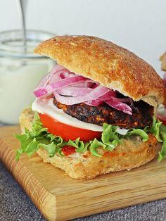 Ruokakonttuuri: Vegeburgerit