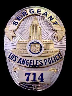 120 Lapd Ideas Lapd Police Badge Badge