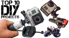 In this video I show off the best DIY Projects for your GoPro Camera. With the holidays upon us people have more time and a great way to bring people togethe...