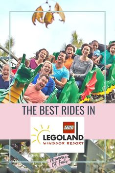 Thinking of heading to LEGOLAND Windsor in the UK and want to know which are the best rides? Check out the top picks including full video walkthroughs of rides in LEGOLAND Windsor that you won't want to miss. Days Out With Kids, Family Days Out, Family Trips, Family Travel, Family Holiday, Holiday Ideas, Top Ride, Legoland Windsor, Weekend Breaks