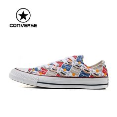 e8ba0611fce24 Original Converse All Star men s skateboard shoes 147053 sneakers unisex  free shipping-in Skateboarding Shoes from Sports   Entertainment on  Aliexpress.com ...