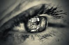 An eye is something which says evrything!!