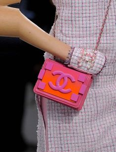 Chanel, Paris Fashion Week SS14 Collection, September 2013.
