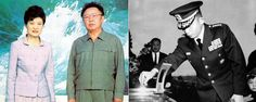 박근혜 대통령은 반국가단체 수괴인 김정일 위원장과 회합하고 그의 지령에 따라 반국가단체인 북한을 고무·찬양한 국가보안법 위반 범죄자가 됩니다.