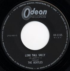 The Beatles - Long Tall Sally / I Call Your Name: buy Single, Mono at Discogs Beatles Singles, The Beatles, Old Records, Vinyl Records, 70s Rock And Roll, I Call Your Name, Long Tall Sally, Music Radio, Kinds Of Music