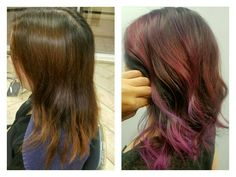 #HairbyGlow  #colormelt