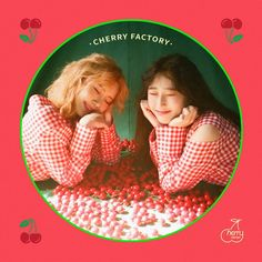 Cherry Factory - Calm Down (화풀어) Aesthetic Space, Retro Aesthetic, Page Design, Layout Design, Retro Design, Graphic Design, Print Layout, Album Design, Retro Futurism