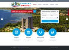Çanakkale Egeli Turizm | Web Tasarım