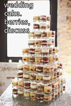 oo like mini trifles....such a good idea