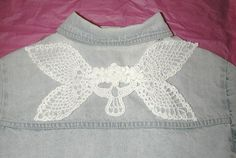 Ravelry: Azreal Day of the Dead Winged Skull Applique pattern by Spider Mambo