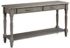 Amish Springfield Sofa Table - Keystone Collection