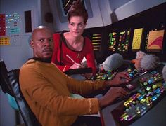 """Daily Pic # 19, """"Trials & Tribble-ations"""""""