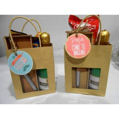 Bolsita regalo boli Paper Shopping Bag, Cupcakes, Decor, Bag Packaging, Recipes, Manualidades, Cupcake, Decoration, Cupcake Cakes