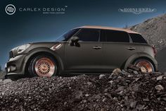 Mini Countryman Steampunk