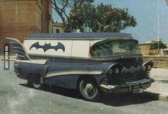 Funny pictures about Rare Vintage Batmobile Van. Oh, and cool pics about Rare Vintage Batmobile Van. Also, Rare Vintage Batmobile Van photos. Strange Cars, Weird Cars, Crazy Cars, Chevy, Bmw Autos, Cool Vans, Custom Vans, Hot Cars, Vintage Cars
