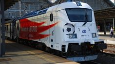 The Czech Republic's official UEFA #EURO2012 #train