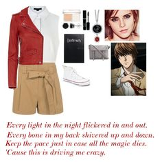 """""""Light in the Night"""" by charbear231 ❤ liked on Polyvore featuring Alexander Wang, IRO, Converse, Christian Dior, BERRICLE, Emma Watson, women's clothing, women, female and woman"""