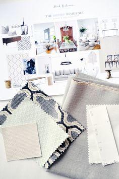 All So Pretty I Interior Design Presentation by Lark & Linen