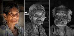 Portrait of Sumba People 1
