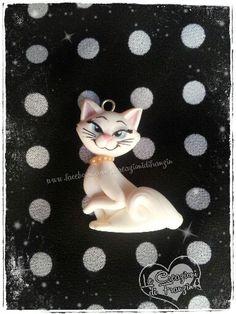 #duchessa #Marie #cat  #minù #aristocats #aristogatti #fimo #le #creazioni #franzin