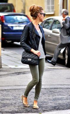 women's green jeans - Google Search