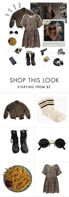 """""""TEOTFW"""" by oulia on Polyvore featuring J.Crew, BOY London and Old Navy"""