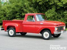 1963 Ford F-100 - Classic Trucks Magazine